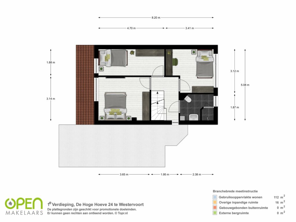 Eerste verdieping