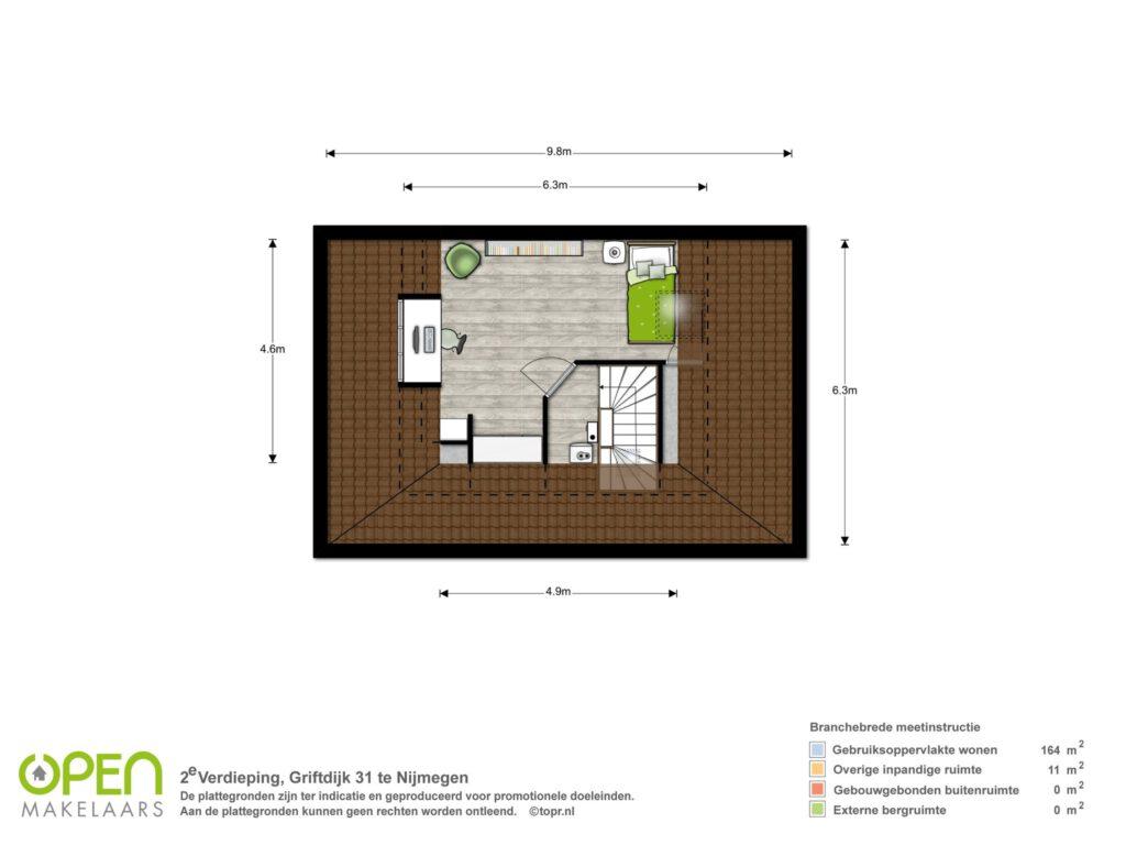 tweede etage